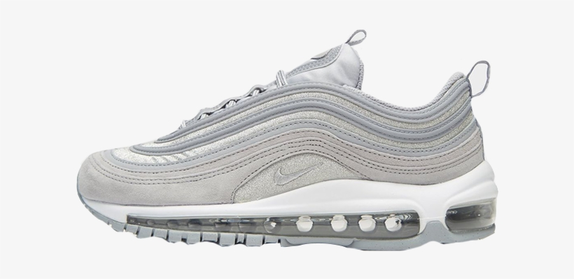 "Frase Oficiales arquitecto  Nike Air Max 97 Og Grey Silver ""glitter Pack"" - Nike 97 Silver ..."