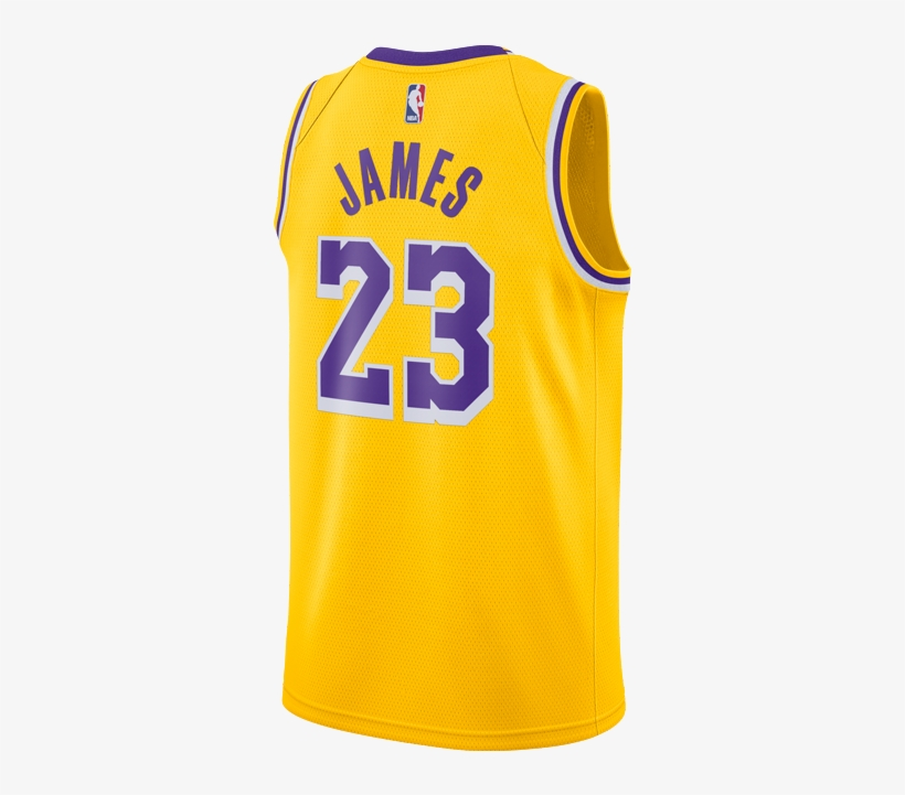 Los Angeles Lakers Youth Lebron James Icon Edition - Lebron T Shirt Lakers 417bcb607