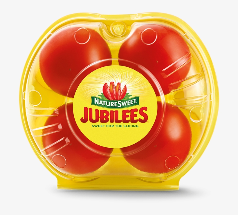 Naturesweet Jubilees Tomatoes - 5 Tomatoes, transparent png #1531632
