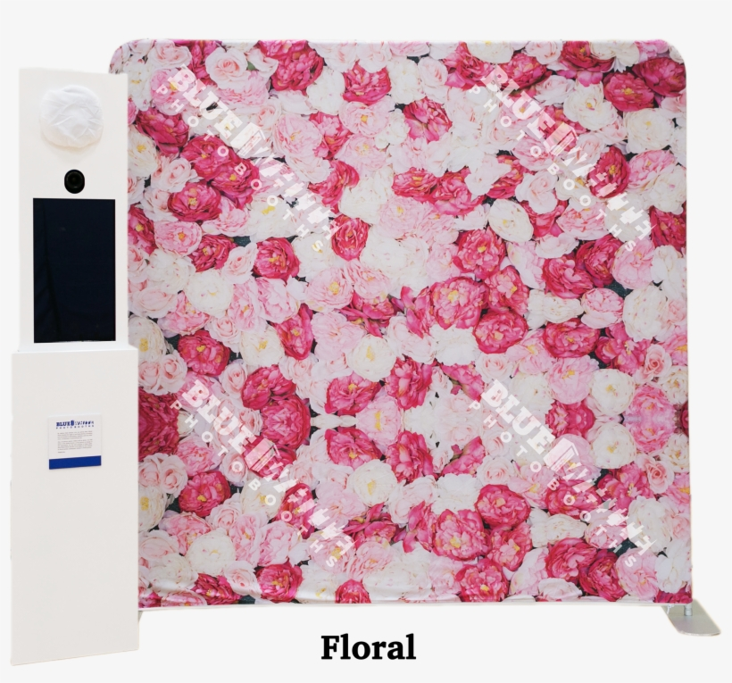 Even Though It Is Most Popular For Corporate Events, - Small Spiral Notebook - Floral Pink & Red, transparent png #1533232