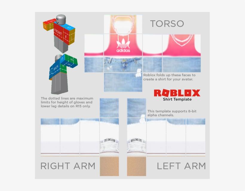 Roblox Templates Roblox Template Twitter Roblox Shirt Template