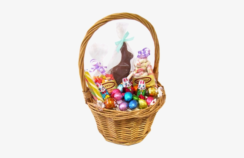 I Just Realized I Got Absolutely No Easter Candy This - Transparent Easter Eggs Basket Png, transparent png #1536493