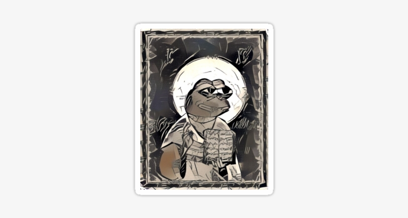 Orthodox Pepe - Pepe The Frog, transparent png #1537211
