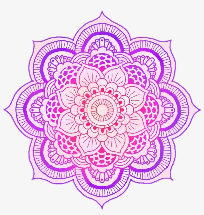 Tumblr Mandala Png Designing Mandalas Free Transparent Png