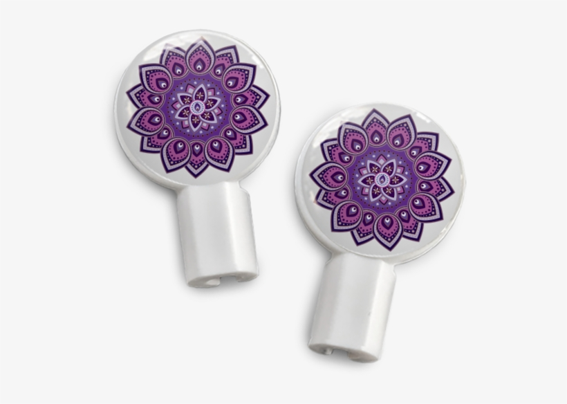 Pair Of Apple Earbud Covers - Relaxing Coloring Book: Coloring Books For Adults Relaxation, transparent png #1538524