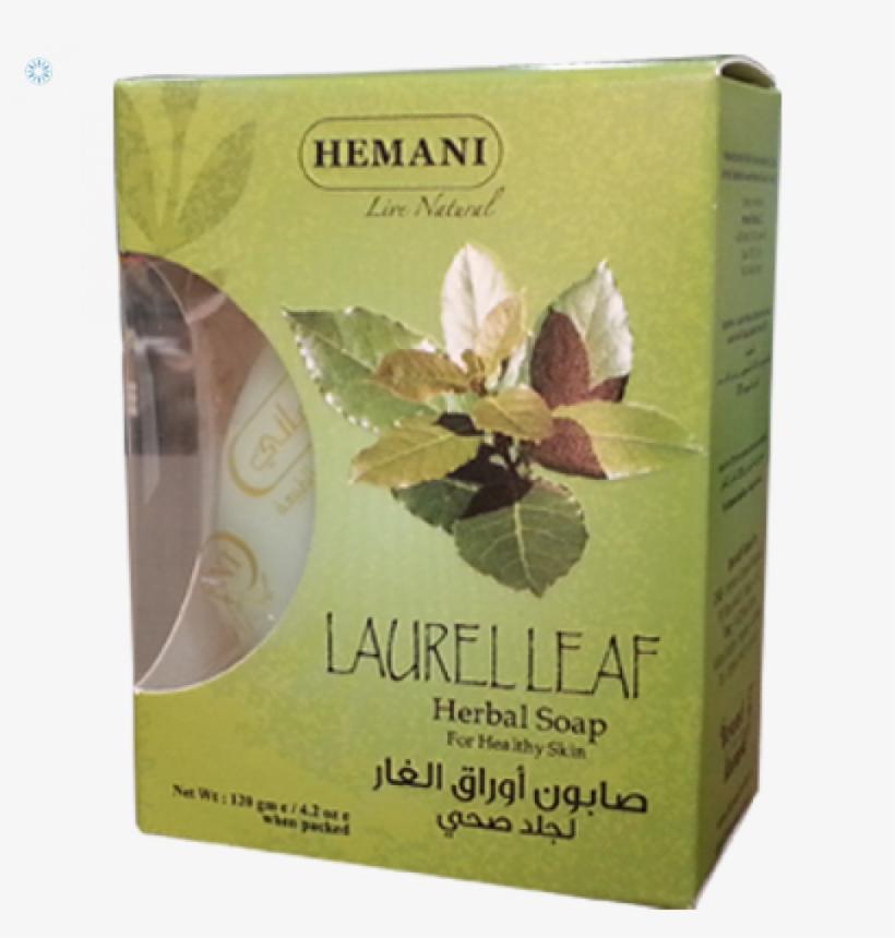 Laurel Leaf Herbal Soap [120 Gm] - Hemani Laurel Leaves Herbal Soap 120 Grams, transparent png #1539448
