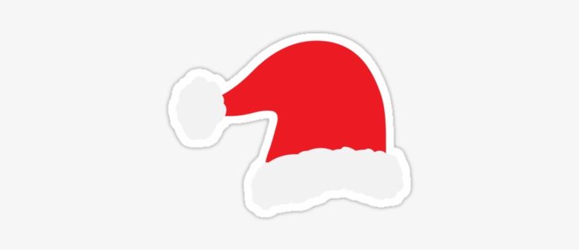 Christmas Father Santa Hat Red&quot - Santa Claus, transparent png #1541281