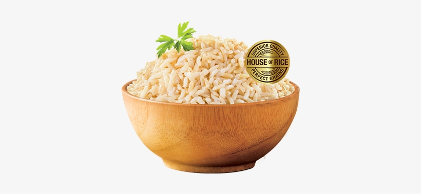Cooks All Over The Country Love To Explore New Recipes - Brown Rice In Bowl Png, transparent png #1542153