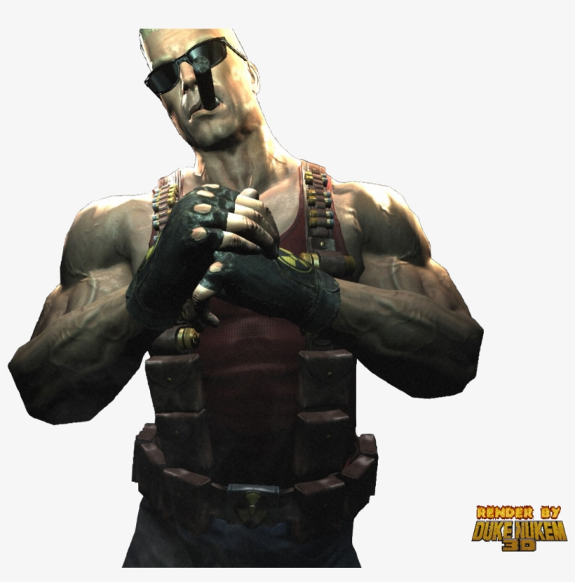 Btw Duke Nukem Is My Render Name - Call Of Duty Black Ops 2 Personnage, transparent png #1542579