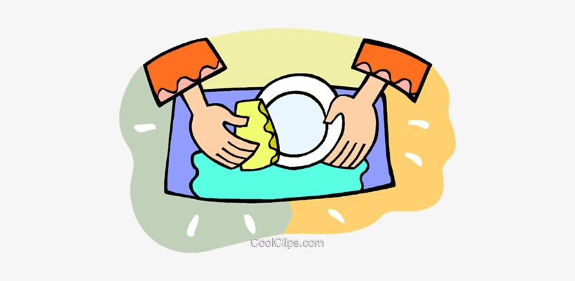 Person Doing The Dishes Royalty Free Vector Clip Art ... (820 x 401 Pixel)