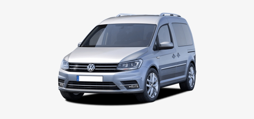 2018 Volkswagen Caddy - Vw Caddy - Free Transparent PNG Download