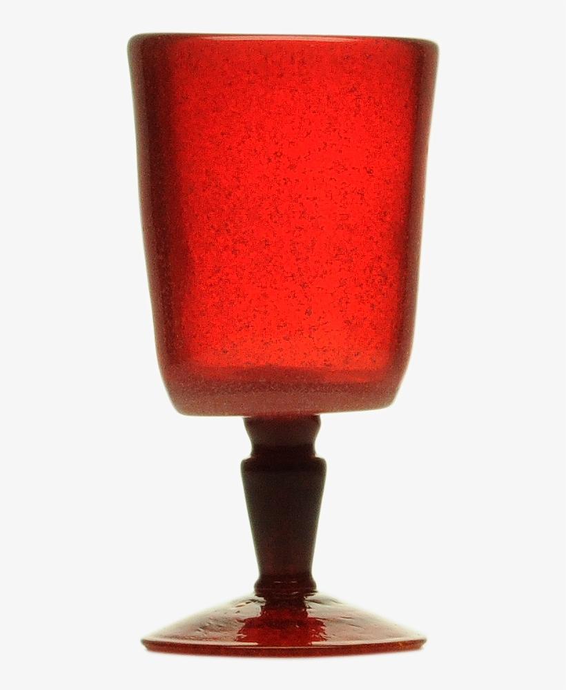 Goblet Red - Chalice, transparent png #1546928