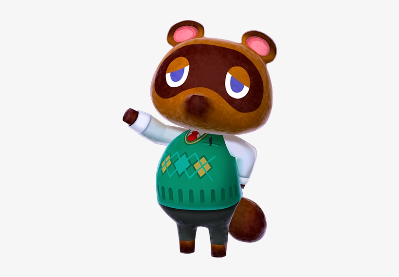 Animal Crossing New Leaf Png Animal Crossing Nook Free