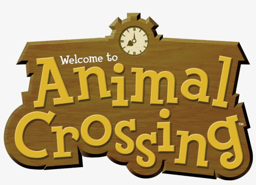 Animal Crossing Logo - Animal Crossing: New Leaf, transparent png #1547530