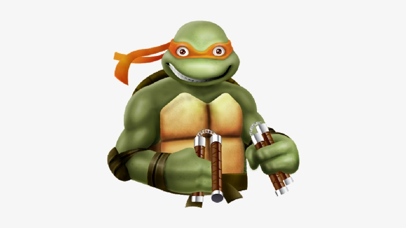 Ninja Turtles Clipart Michael Angelo Michelangelo Ninja Turtle