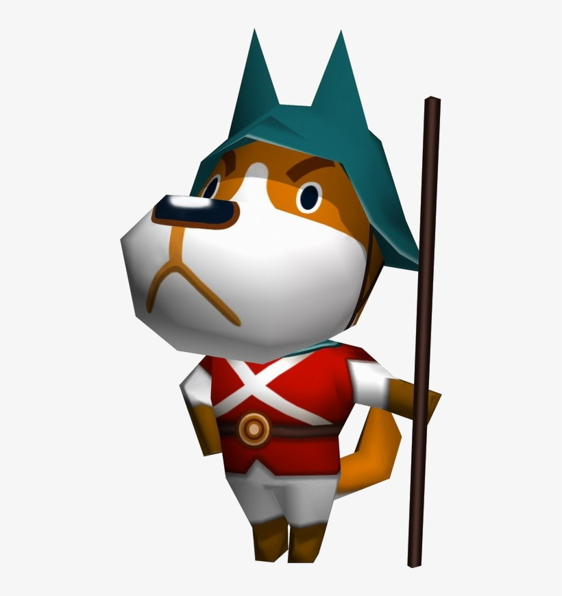 Coppercf Animal Crossing - Animal Crossing Wild World Guards, transparent png #1548611