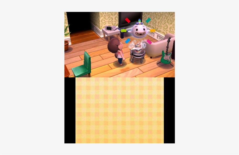 Previous - Animal Crossing: New Leaf - Welcome Amiibo 3dss, transparent png #1548815