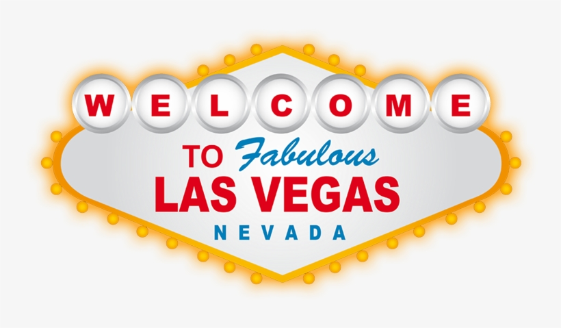 Free Las Vegas Png Pic - Welcome To Las Vegas Sign Png, transparent png #1548901