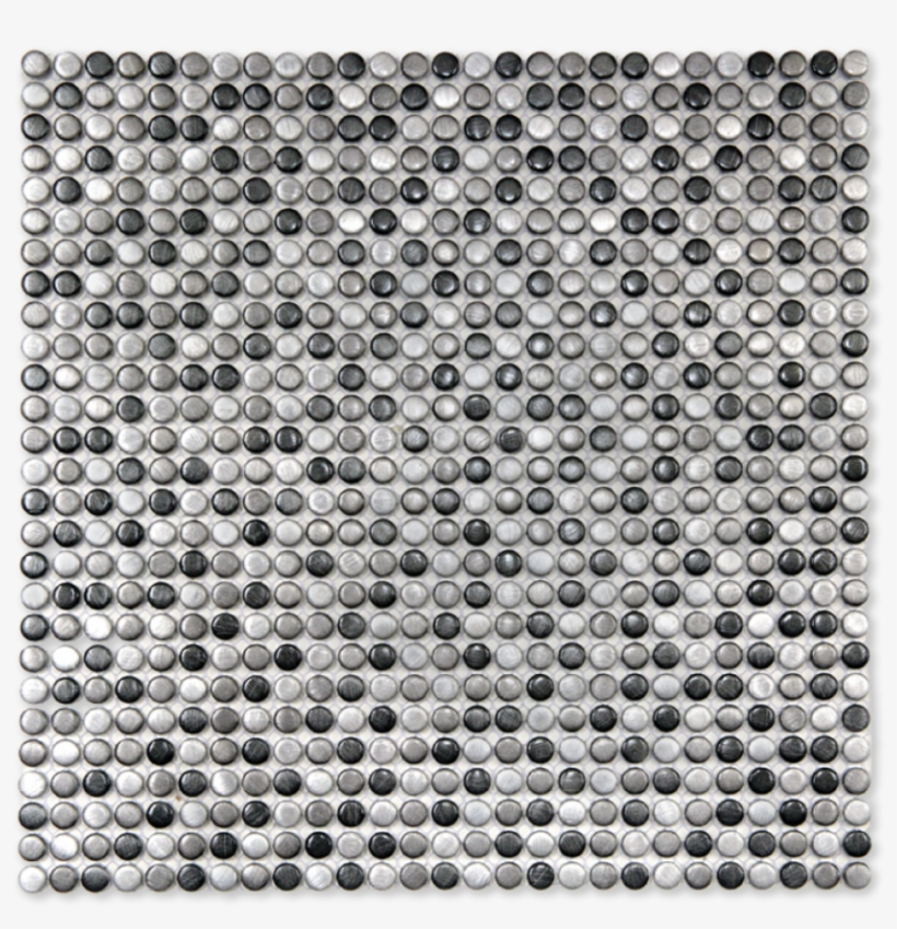 Element Aluminium Silver Black Pixel - Soli Element 12 X 12 Pixel Black (sample) Tile &, transparent png #1550013