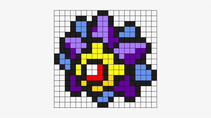 Starmie Pokemon Bead Pattern Perler Bead Pattern Pixel