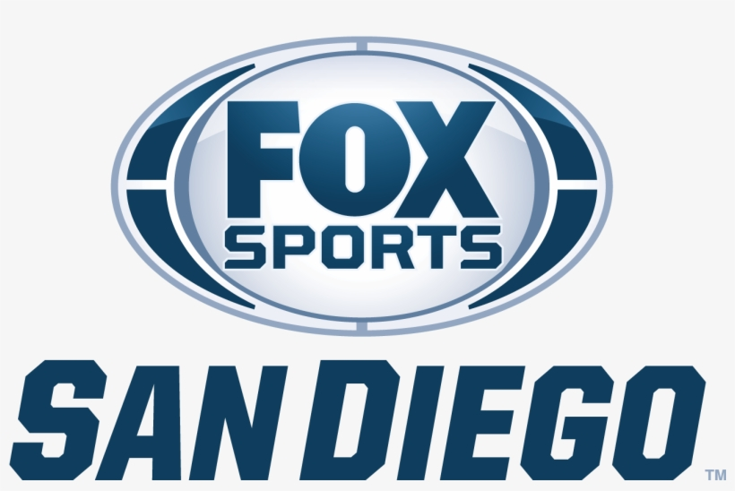 Fox Sports San Diego - Fox Sports San Diego Logo, transparent png #1551452