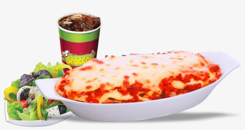 Chicken Lasagna Combo, transparent png #1551896