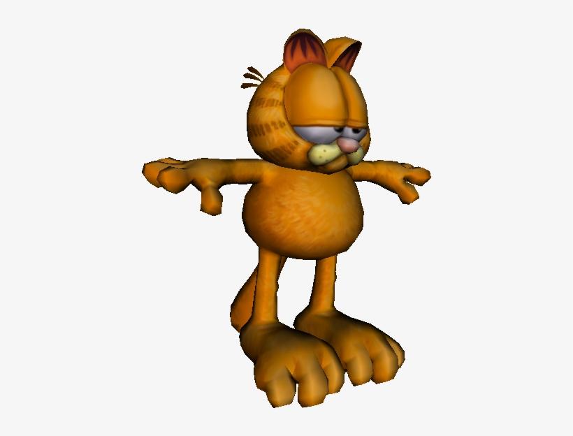 Download Zip Archive - Garfield Lasagna World Tour, transparent png #1552004