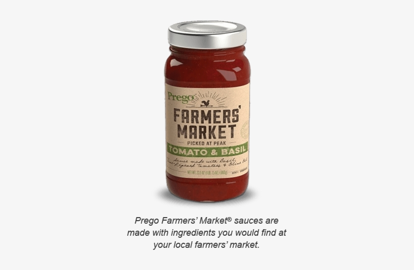 Directions - Prego Farmers Market Roasted Garlic, transparent png #1552295