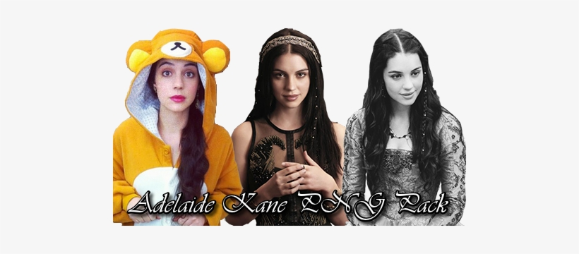 In This Pack, You'll Find 10 Pngs Of The Lovely Adelaide - Reign Adelaide Kane Mary Tv Series 32x24 Print Poster, transparent png #1557449