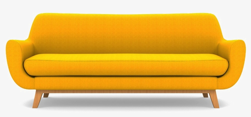 Yellow Sofa Png Clipart Studio Couch Transpa 1557577