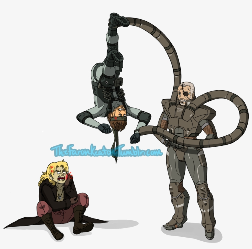 Metal Gear Solid Metal Gear Solid V - Metal Gear Les Enfants Terribles, transparent png #1558319