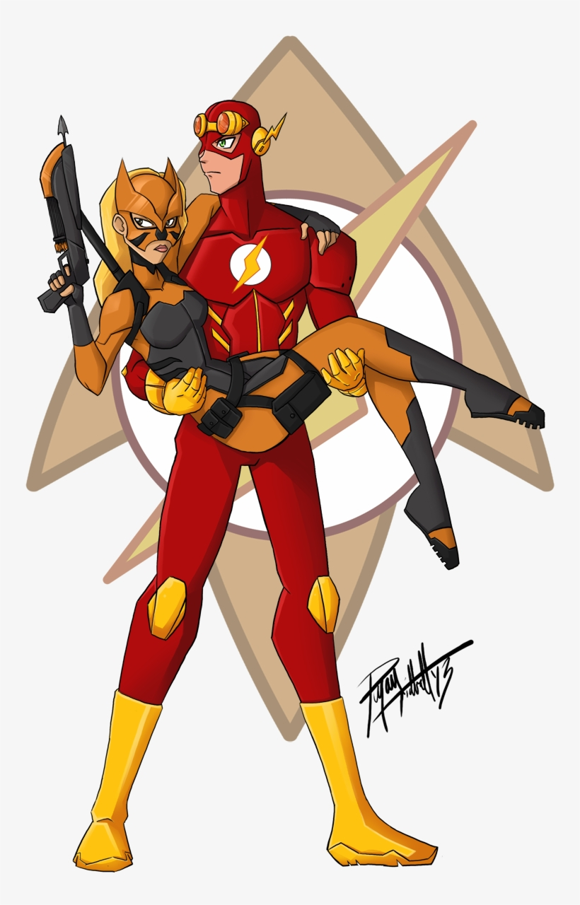 Kid Flash If He Didn - Wally West, transparent png #1559231