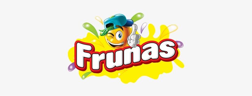 Logo-frunas - Frunas Sour Fruit Chews Sour Green Apple, transparent png #1559755