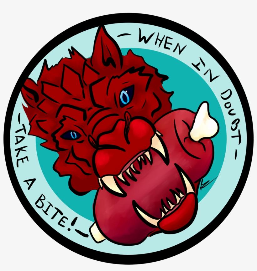 Art Monster Hunter World Odogaron Legiana Dragon Bite Free