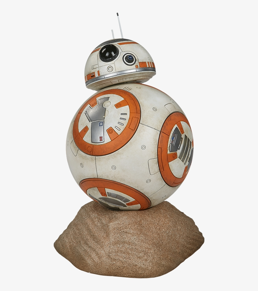 Star Wars Episode Vii - Star Wars - Bb-8 Premium Format Statue, transparent png #1565331