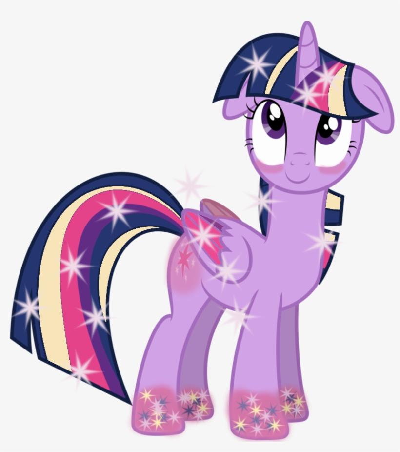 Mlp Eg Twilight Sparkle Rainbow Power, transparent png #1567204