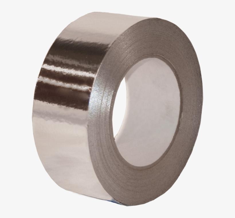 "Foil Duct Tape - Ww Preferred 961-2, Aluminum Foil Tape, 2"" X 60 Yd, transparent png #1568721"