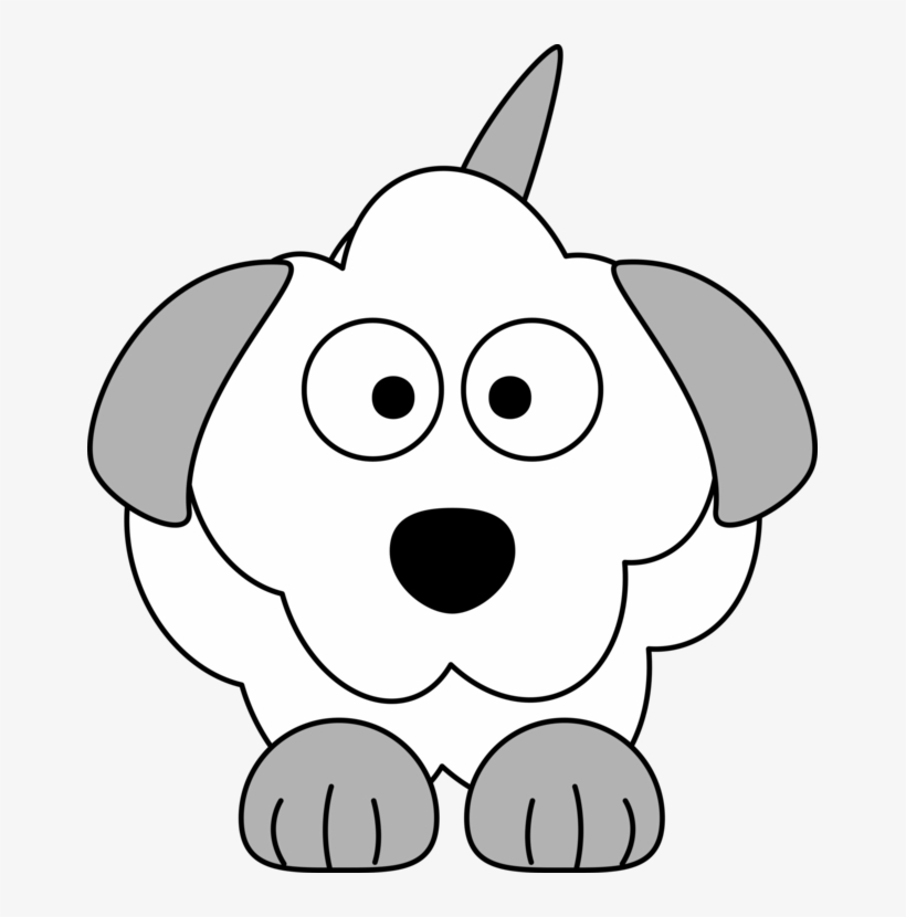 Dog Breed Poodle Dalmatian Dog Drawing Color - Dibujos De Animales Con Color, transparent png #1569465