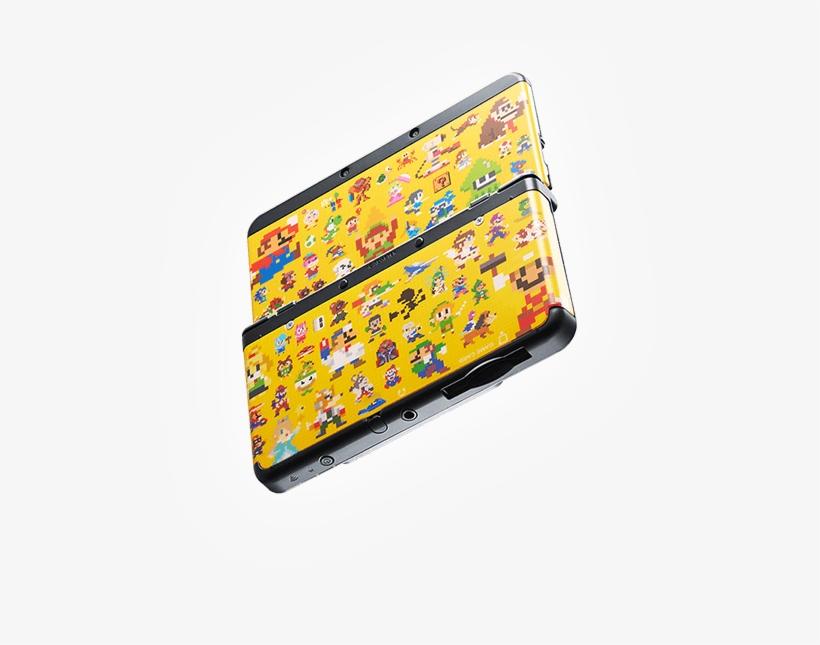 Share This Story - Mario Maker Para 3ds, transparent png #1571008