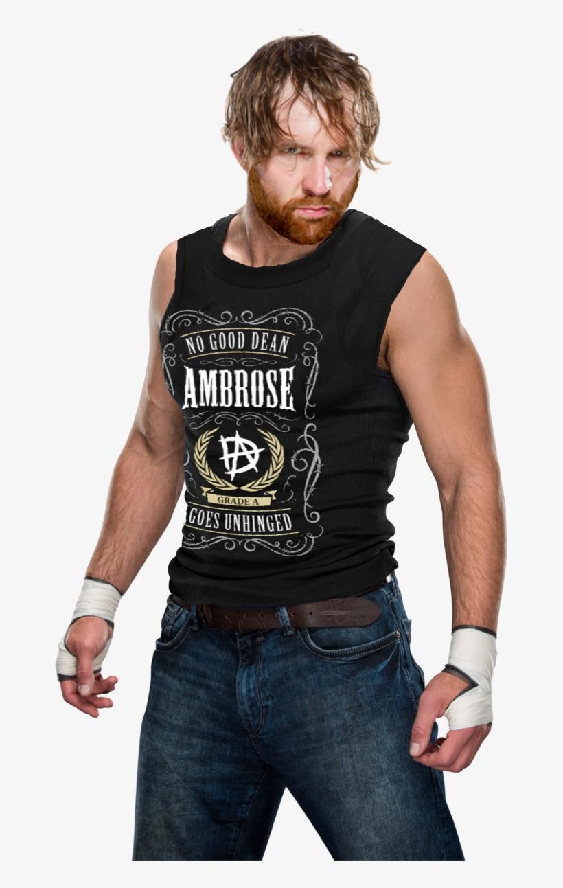 Dean Ambrose V2 - Wwe Dean Ambrose Png, transparent png #1571150
