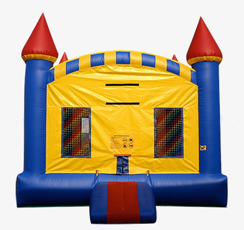Are You Having A Small Party And Looking For A Traditional - Bounce House Transparent, transparent png #1571174