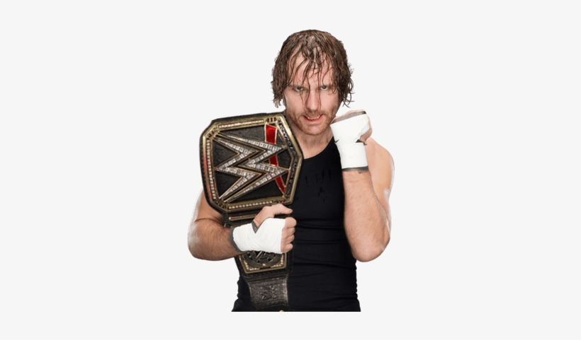 Dean Ambrose Belt Winner - Dean Ambrose Campeon 2016, transparent png #1571228