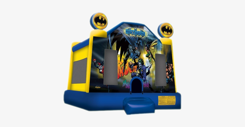 Batman Bounce House - Batman Bounce House Rental, transparent png #1571512