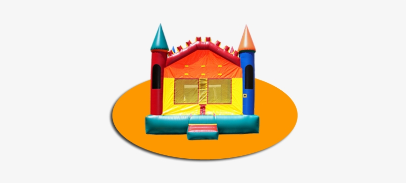 Our Most Popular Bounce House - Indy Bounce Rentals, transparent png #1571822