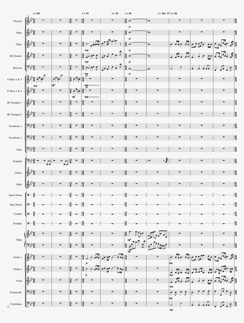 """Ideal Of Hope From """"man Of Steel"""" Sheet Music Composed - Swordland Alto Sax Sheet Music, transparent png #1572472"""