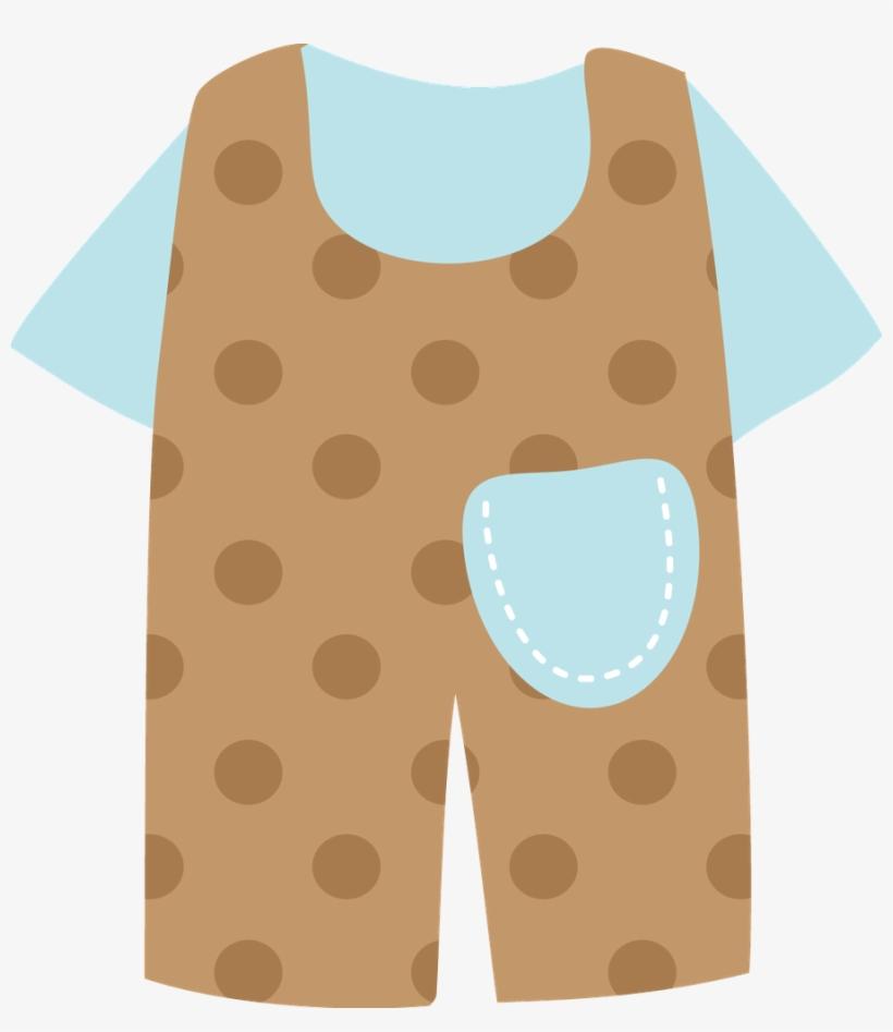 Bebê - Baby Boy Shower Clothes Clipart, transparent png #1573754