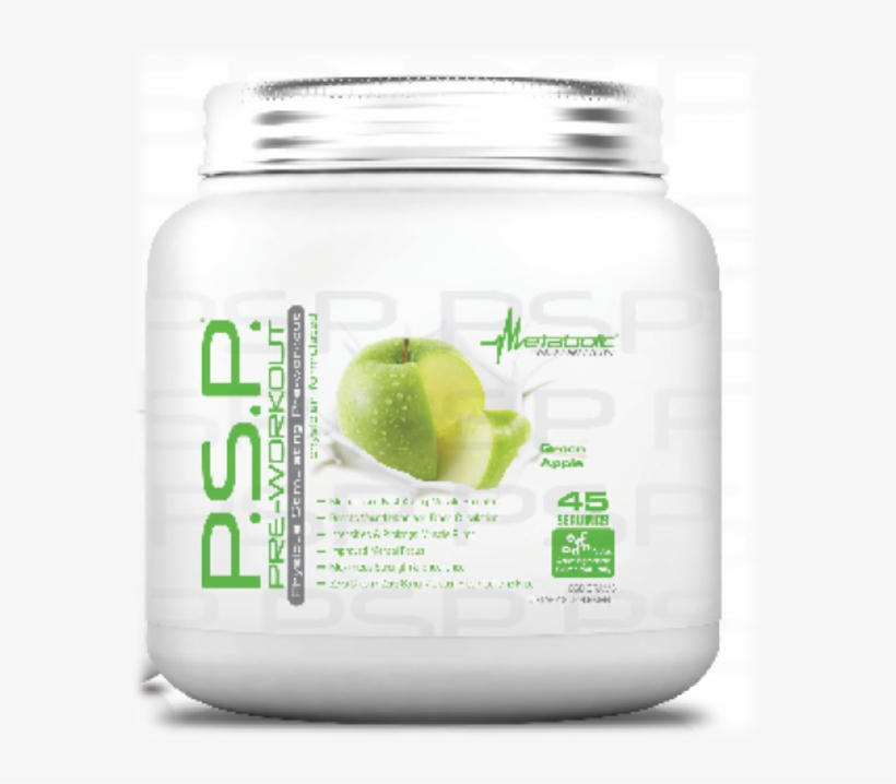 Metabolic Nutrition P - Pre Workouts Watermelon, transparent png #1574809