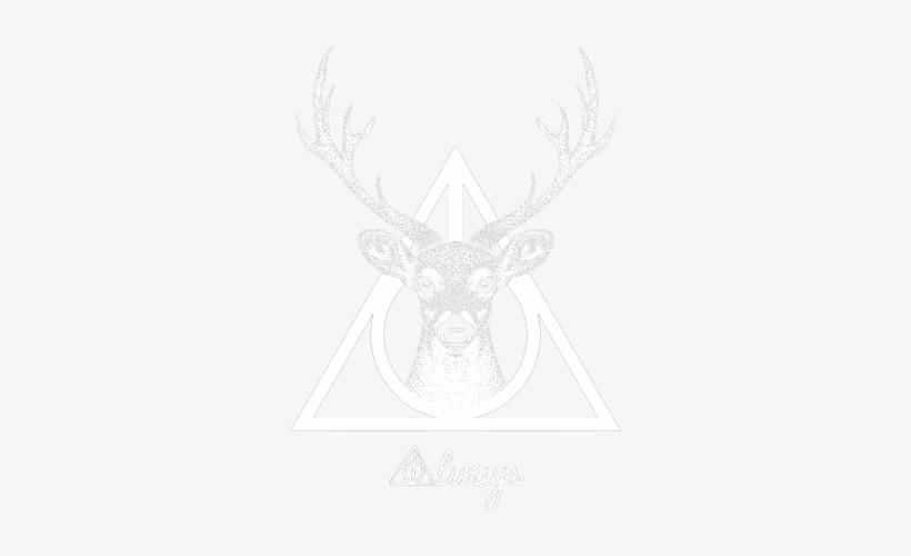 Deathly Hallows Bag Potterhead - Deathly Hallows Elk, transparent png #1576000