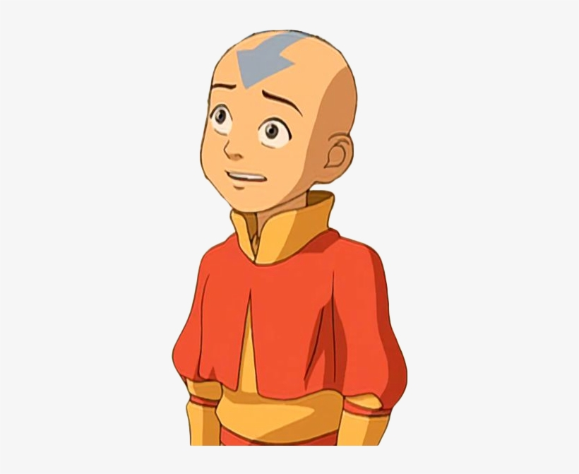 Transparent Aang Avatar The Last Airbender Free Transparent Png