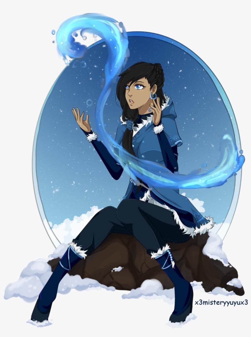 Avatar The Last Airbender Oc - Avatar Water Bender Oc, transparent png #1576058